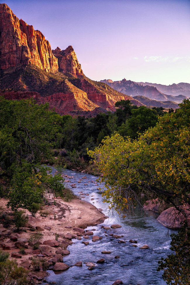 Uncover Zion National Park's hidden treasures.
