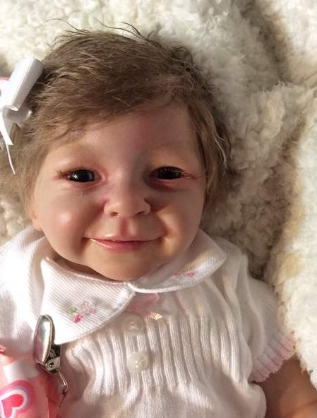 This New Trend Attempts To Make Baby Dolls Look As