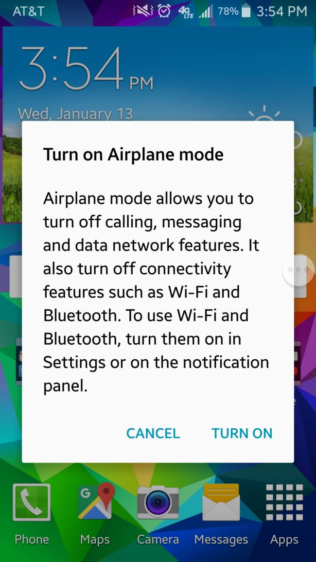 Switching your phone to airplane mode will make it charge faster.