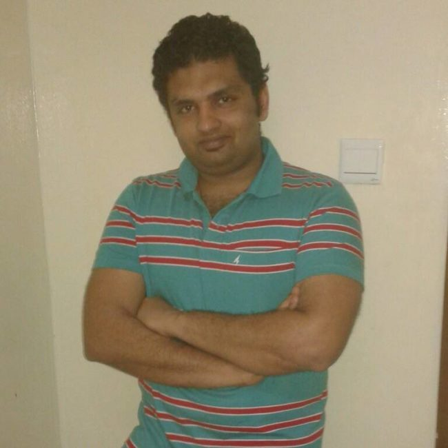 Akhilesh Kumar was in town for work when he decided to grab dinner at a hotel's restaurant.