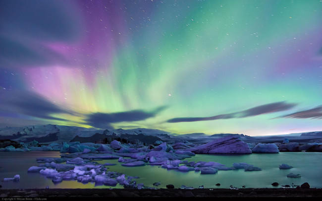 Don't forget to see the northern lights while you're in town.