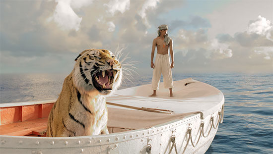 Life of Pi stuck out in our minds long after watching and scenes like this are the reason why.